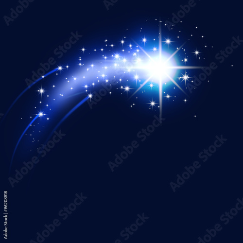 流星 Adobe Stock でこのストックイラストを購入して類似のイラスト