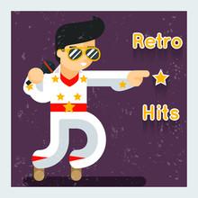 Retro Hits Singer Like Elvis P...
