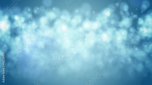 Fototapety, obrazy: Abstract circular bokeh background