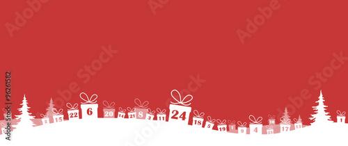 Weihnachtskalender Geschenke.Geschenke Weihnachtskalender Buy This Stock Vector And Explore