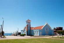 Church, Punta Del Este Uruguay