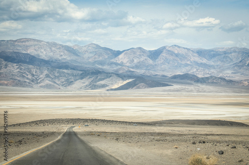 Photo  Death Valley - the hottest place on Earth