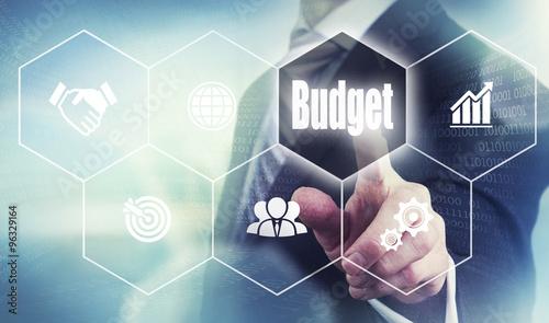 Fotografía  Budget Concept