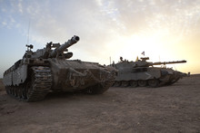 Merkava Mk 4 Baz Main Battle T...
