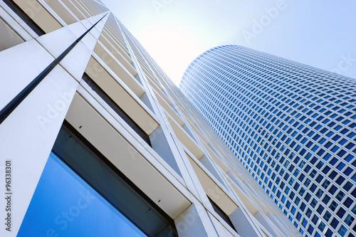 Fotobehang Aan het plafond Modern Office Building