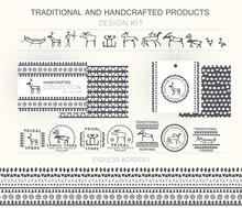Tribal Design Kit