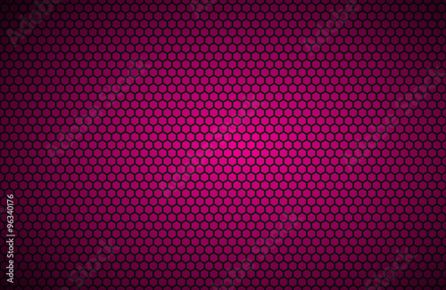 Geometric Polygons Background Abstract Pink Metallic Wallpaper Vector Illustration