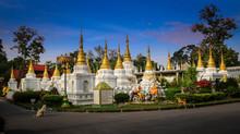 Beautiful Thai Temple, Wat Je ...