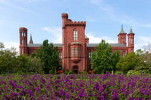The Smithsonian Castle South L...