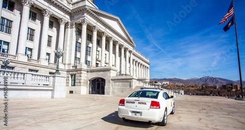Poster Havana Capitol in Salt Lake City Utah
