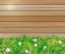 Vector Illustration Spring Nat...
