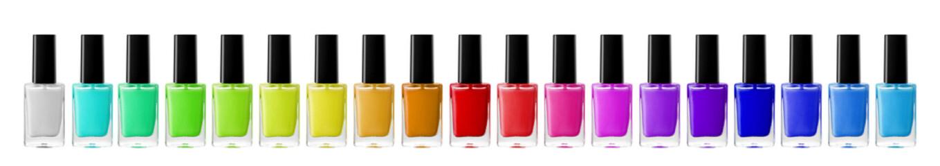 bright nail polishes