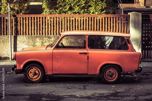 Photo  Trabant