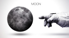 Moon - High Resolution Best Qu...