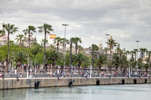 In de dag Cyprus port de barcelone