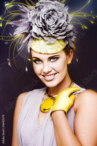 Fotografie, Obraz  Spring Carnival Beauty