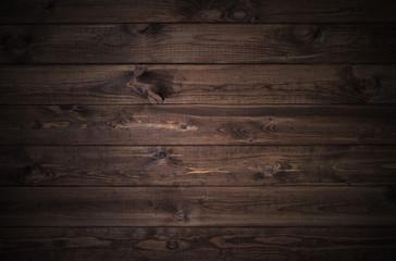 Fototapeta dark wood planks background