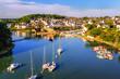 Leinwandbild Motiv Morbihan, Brittany, France
