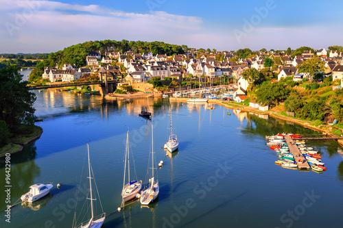 Fotomural Morbihan, Brittany, France
