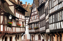 Traditional Half-timbered Hous...