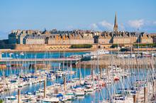 Saint-Malo, Brittany, France