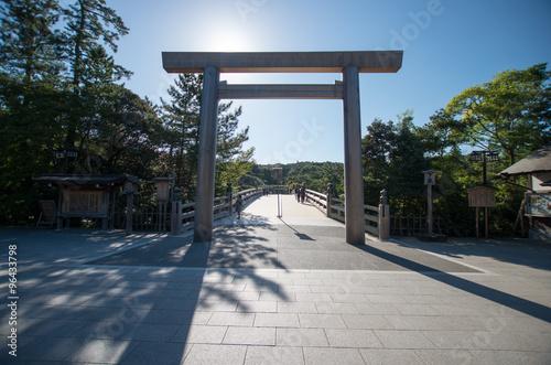 Fotografie, Obraz isejingu(shrine),mie(prefectures),japanese traditional temples and shrines 「伊勢神