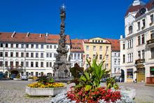 Baroque Pestilential Column In...