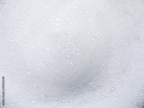 Fotografie, Obraz  closeup Foam white
