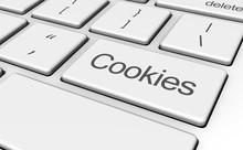 Cookies Computer Key Concept