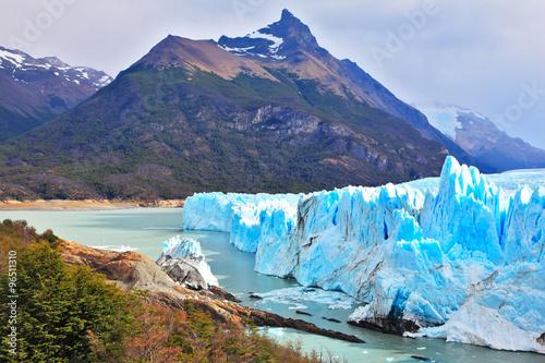 Printed kitchen splashbacks Glaciers Los Glaciares National Park