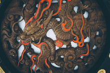 Dragon Wood, Ancient Design Of...