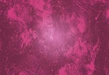 Pink Grunge Background
