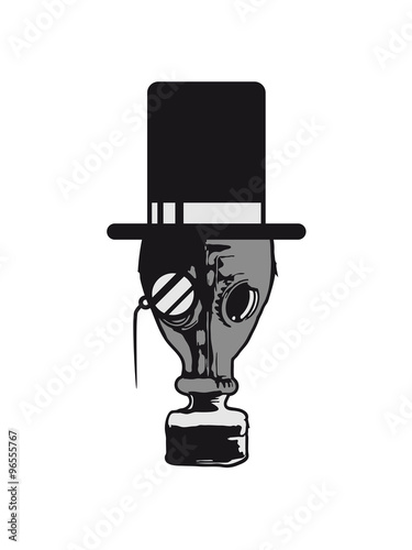 Photo  Sir cylindrical glasses monocle gentleman Mr