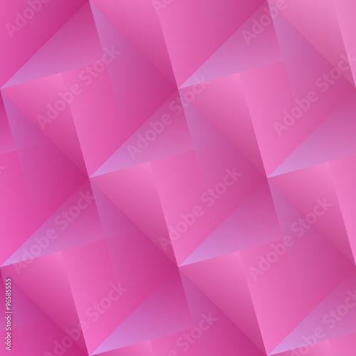 streszczenie-rozowe-tlo-z-geometrycznych-ksztaltow-3d-powierzchni-wektor-nowoczesne-dekoracyjne-tapety