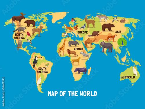 mapa-swiata-zwierzat