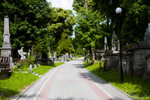 Historic Lychakiv Cemetery - L...