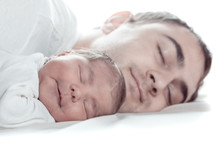 Baby With Dad