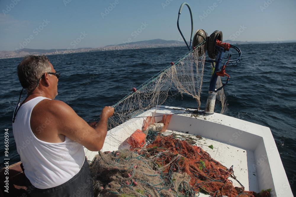Photo  balıkcı