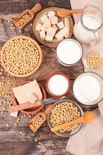 Soy Product; Milk,yogurt,sauce,tofu