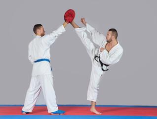 Fototapeta Sztuki walki karate