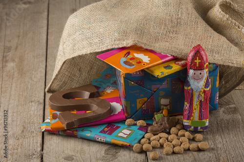 Photo  gifts from Sinterklaas