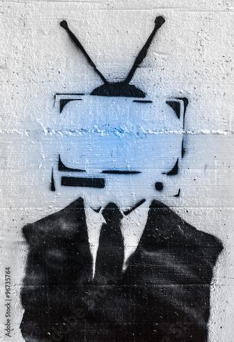 Fotografie, Obraz  Mind control