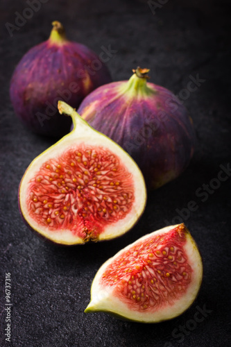 fresh fig Fototapete