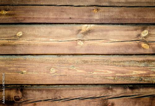 Papiers peints Bois Close-Up Old Wooden Boards BACKGROUND