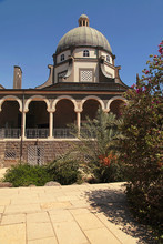 Church Of The Beatitudes On Th...