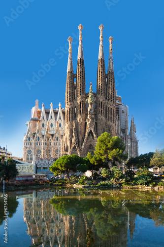 Fotografie, Obraz Barselona  architecture