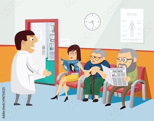 Fotografie, Obraz  The best medical health care