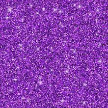 Purple Glitter Seamless Patter...