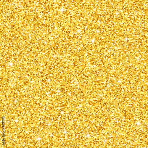 Gold Glitter Seamless Pattern Vector Texture Buy This Stock Enchanting Glitter Pattern