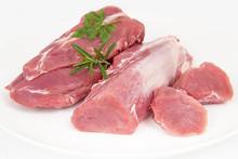 Filet Mignon De Porc Cru